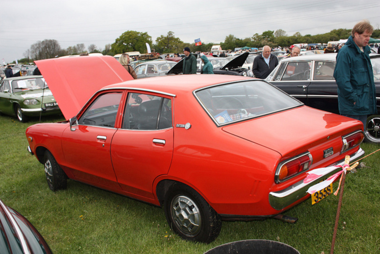 Topworldauto Gt Gt Photos Of Datsun 120y Photo Galleries