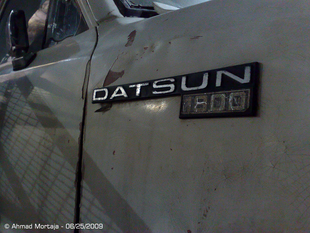 1980's Datsun Pick-Up 1800 | Flickr - Photo Sharing!