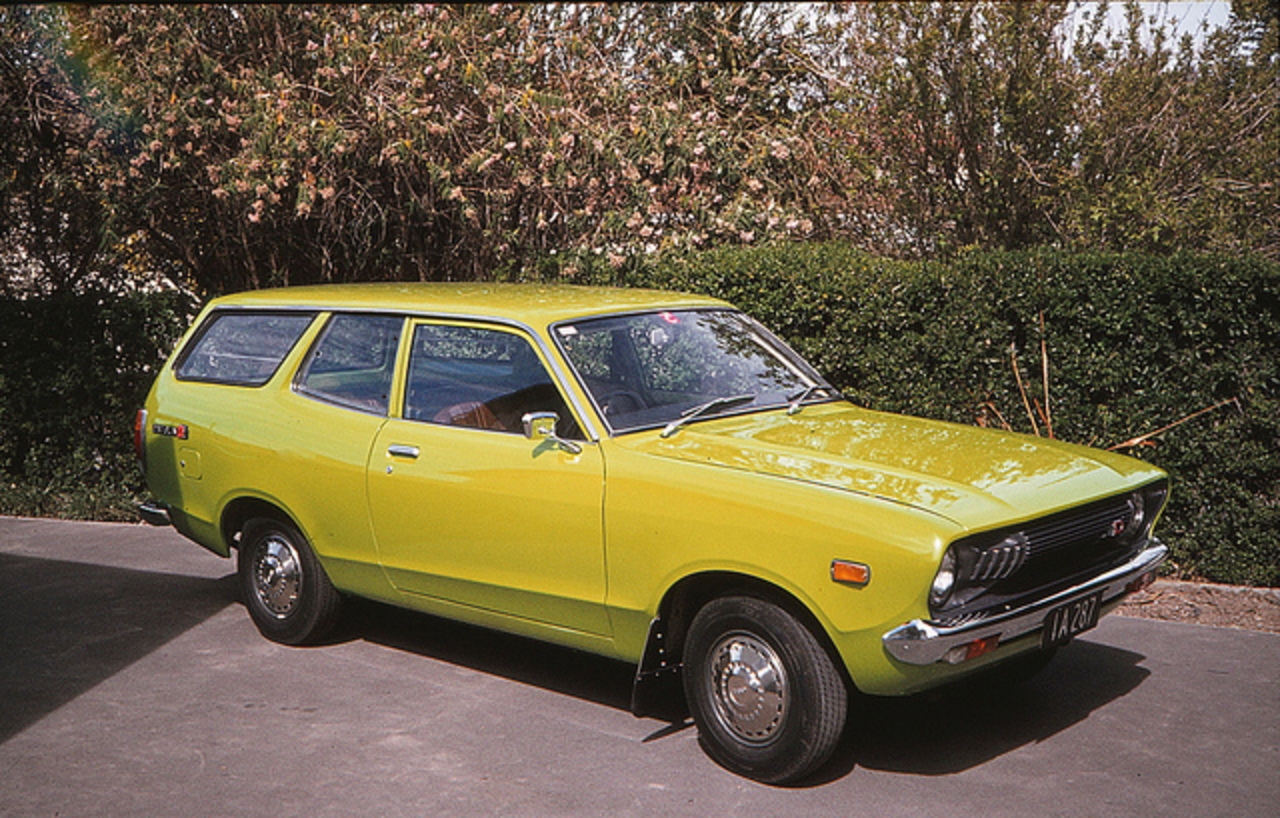 1977 Datsun 120Y Station Wagon | Flickr - Photo Sharing!