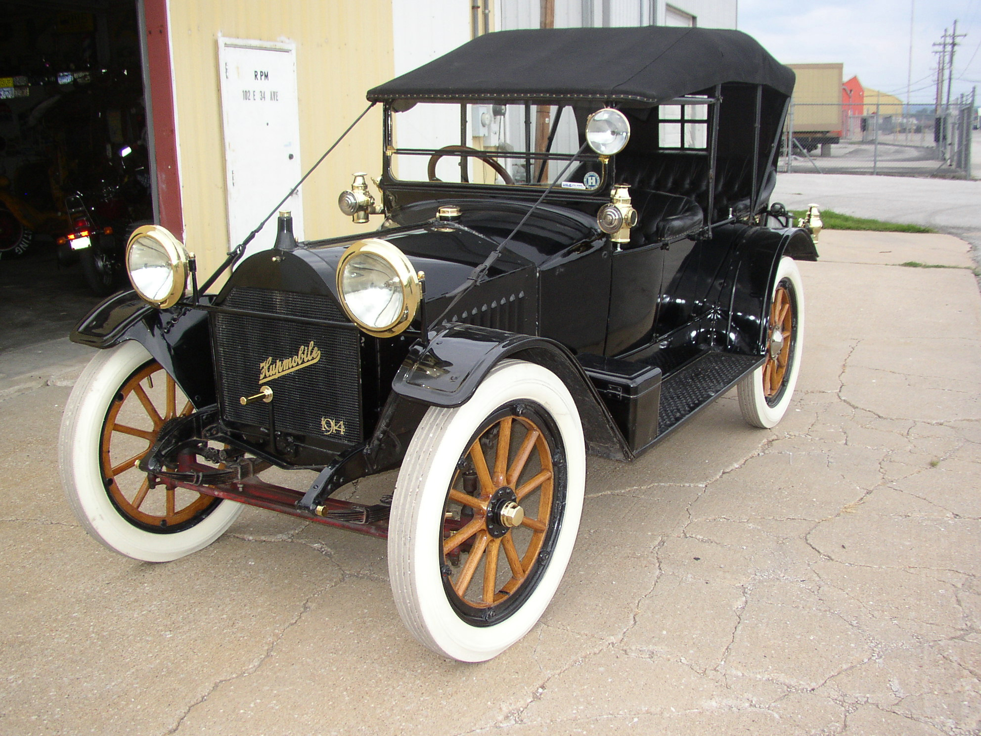 Hupmobile Touring