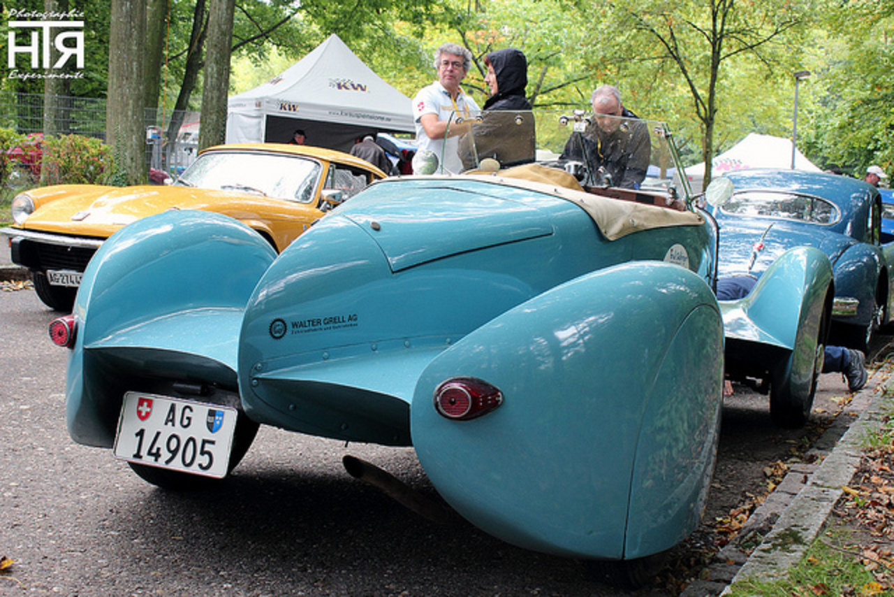 TopWorldAuto >> Photos of Deutsch Bonnet DB2 - photo galleries