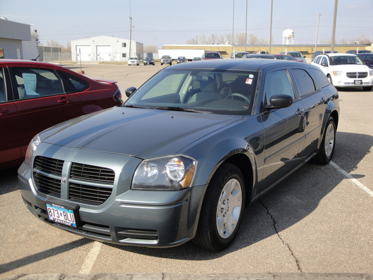 06 Dodge Magnum | Flickr - Photo Sharing!