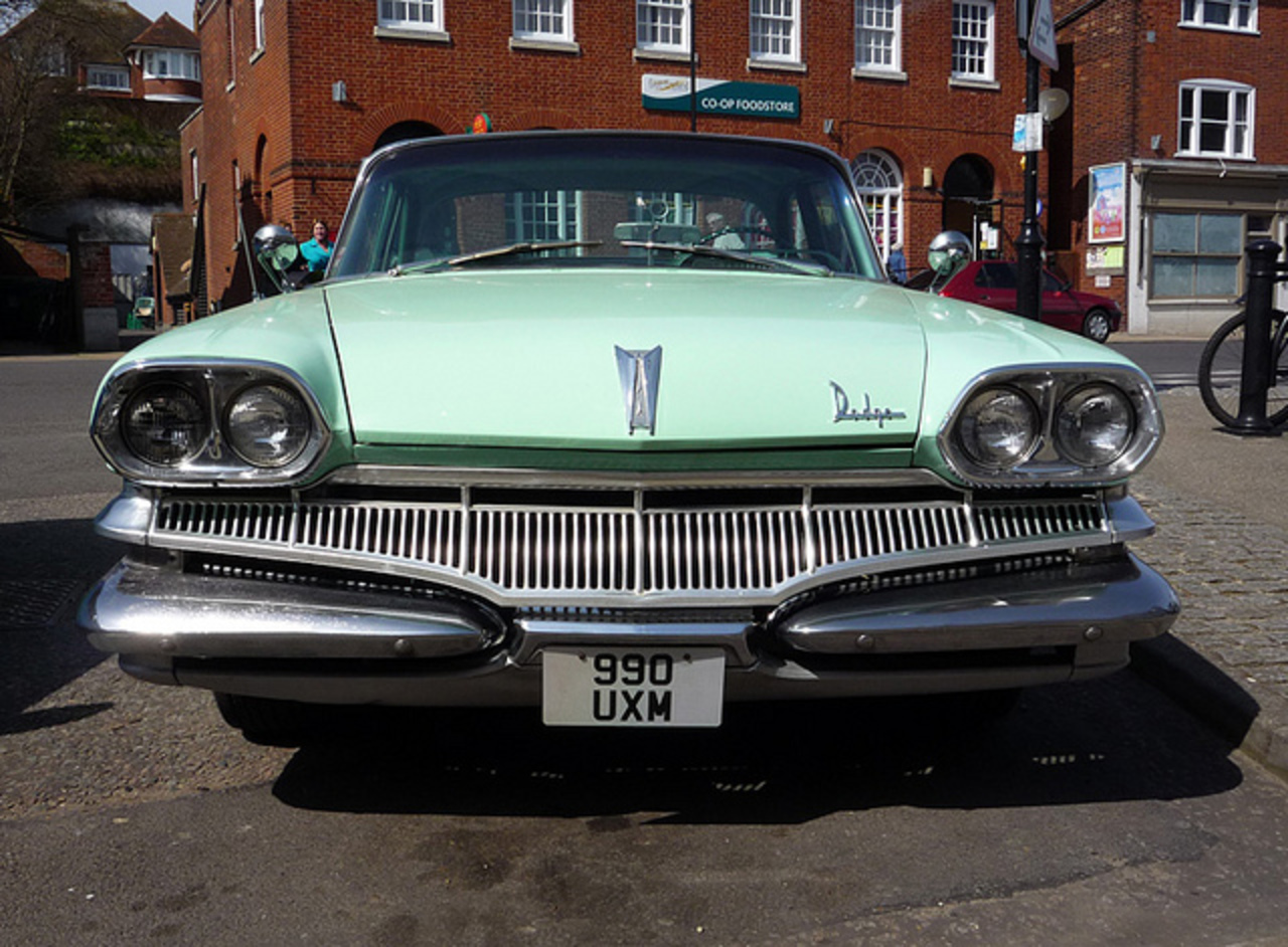 1960 Dodge Seneca (3700cc) | Flickr - Photo Sharing!