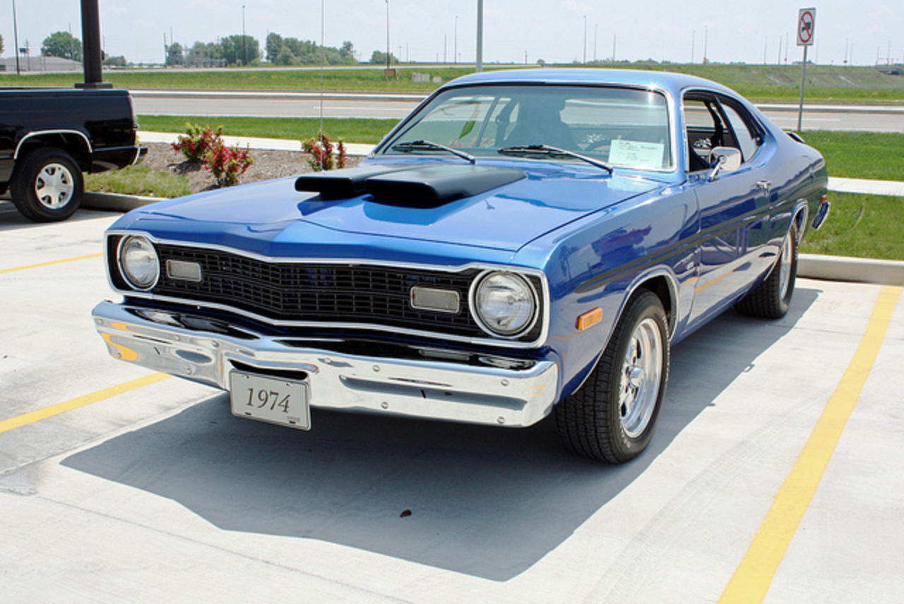 1974 Dodge Dart Sport Coupe (1 of 3) | Flickr - Photo Sharing!