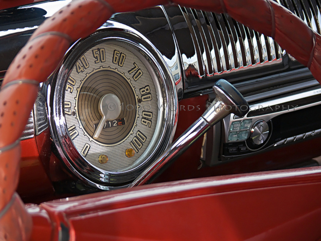 Flickr: The Custom car interiors - Classic and Vintage Pool