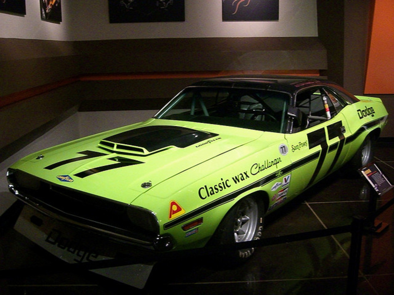 Tribute to Trans-Am: Dodge Challenger | Flickr - Photo Sharing!