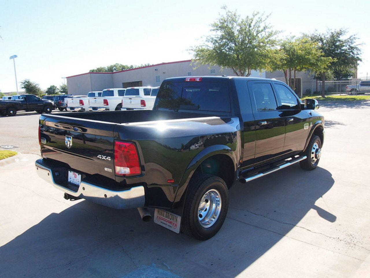 $53,991 for sale 2012 Dodge Ram 3500 Laramie Longhorn Limited ...