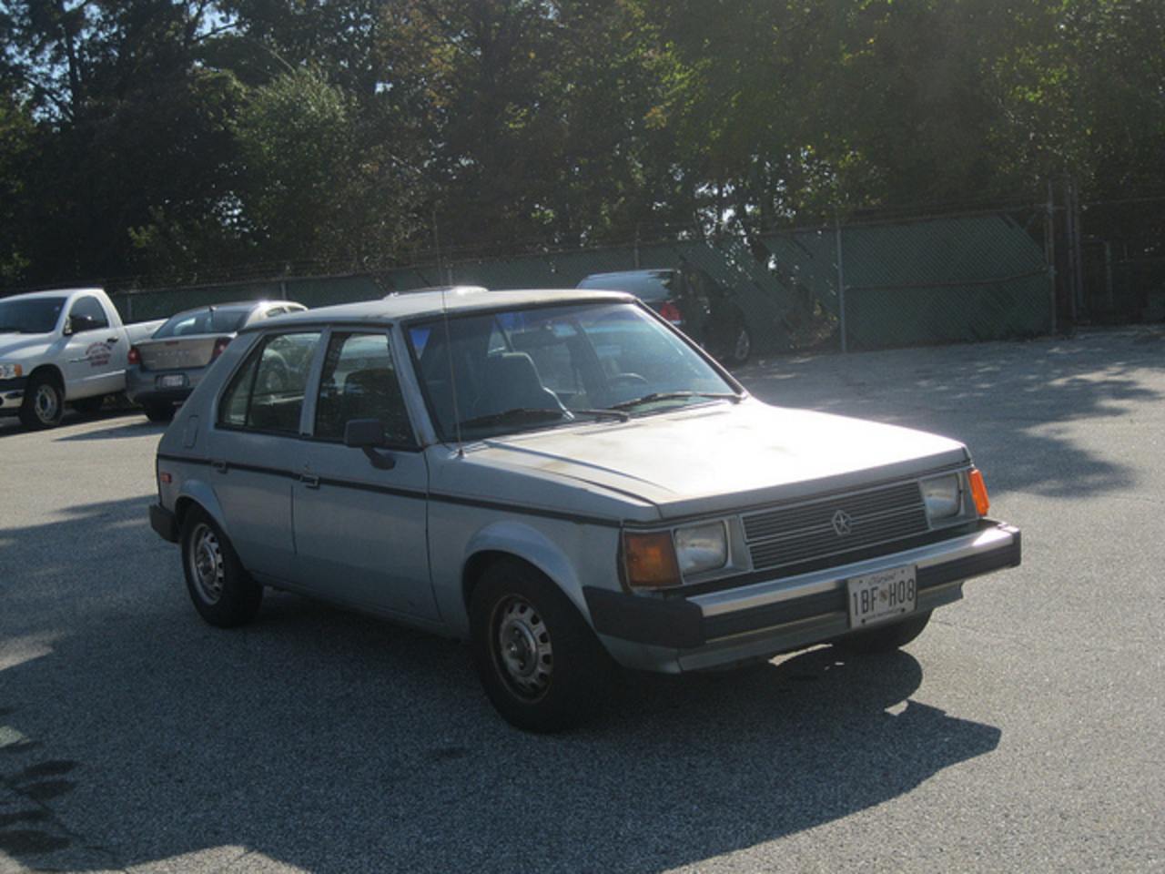 Dodge Omni | Flickr - Photo Sharing!