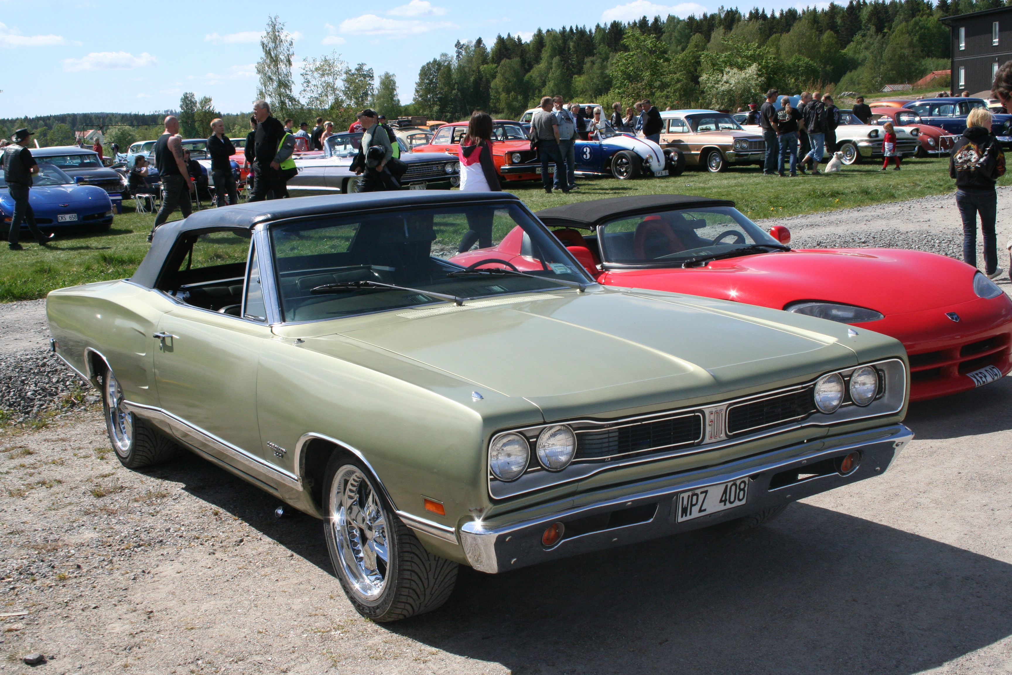 Dodge Coronet 1969 | Flickr - Photo Sharing!