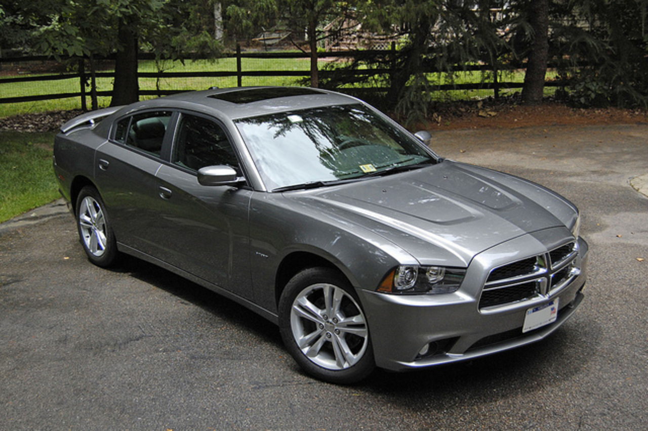 2011 Dodge Charger RT AWD | Flickr - Photo Sharing!
