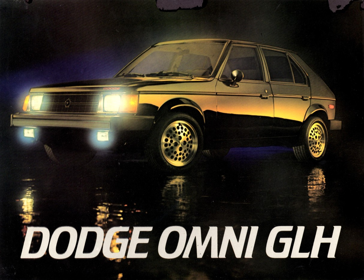 1984-1/2 Dodge Omni GLH | Flickr - Photo Sharing!