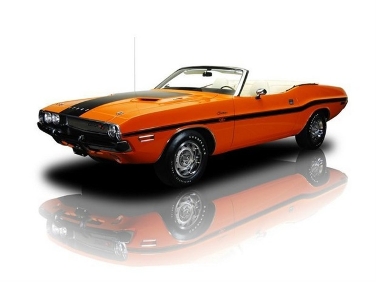 1970 Dodge Challenger RT Convertible 440 4 Speed | Flickr - Photo ...