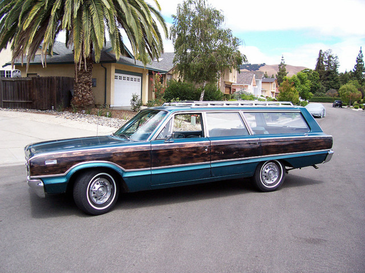 65 Dodge 880 Custom Wagon | Flickr - Photo Sharing!