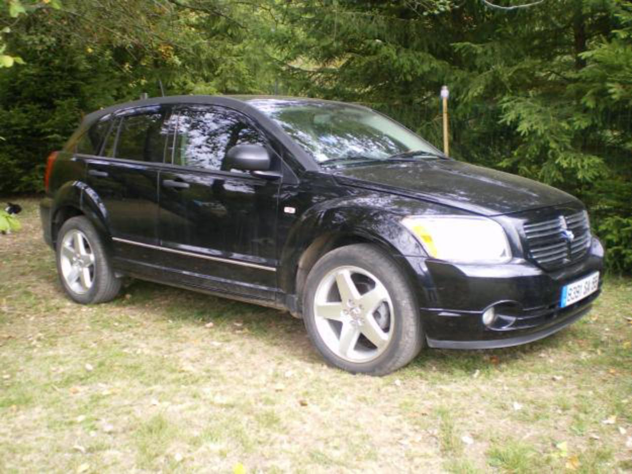Photos de Dodge Caliber 2.0 crd SXT Pack Sport - Bazincourt-sur ...