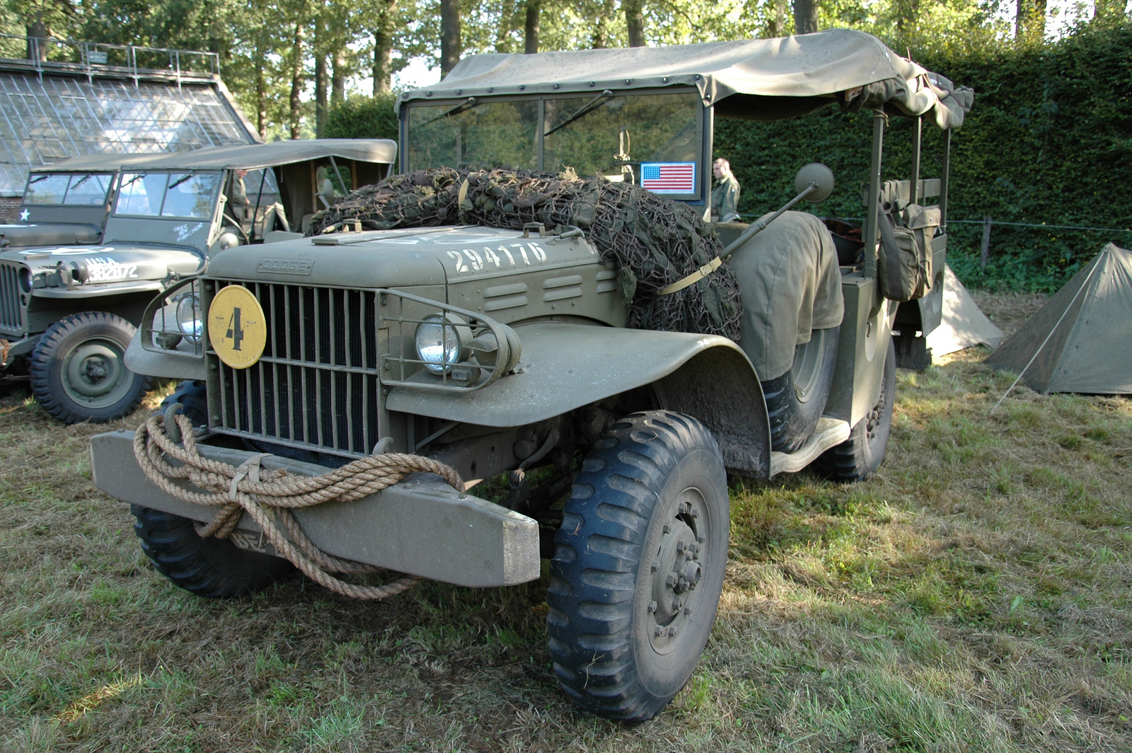 Dodge WC-51 | Flickr - Photo Sharing!