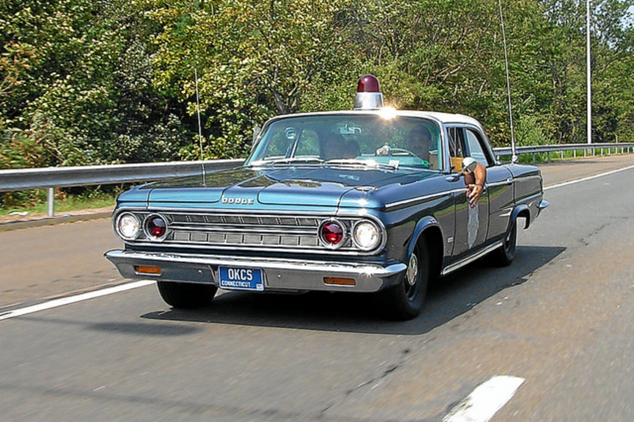 Topworldauto Photos Of Dodge 880 Photo Galleries 1964 Police Car Flickr Sharing