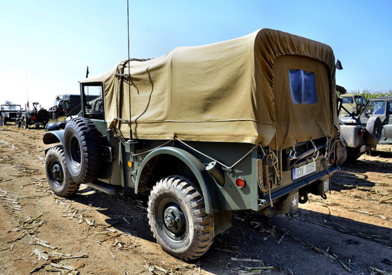 Dodge WC-51 US Army | Flickr - Photo Sharing!