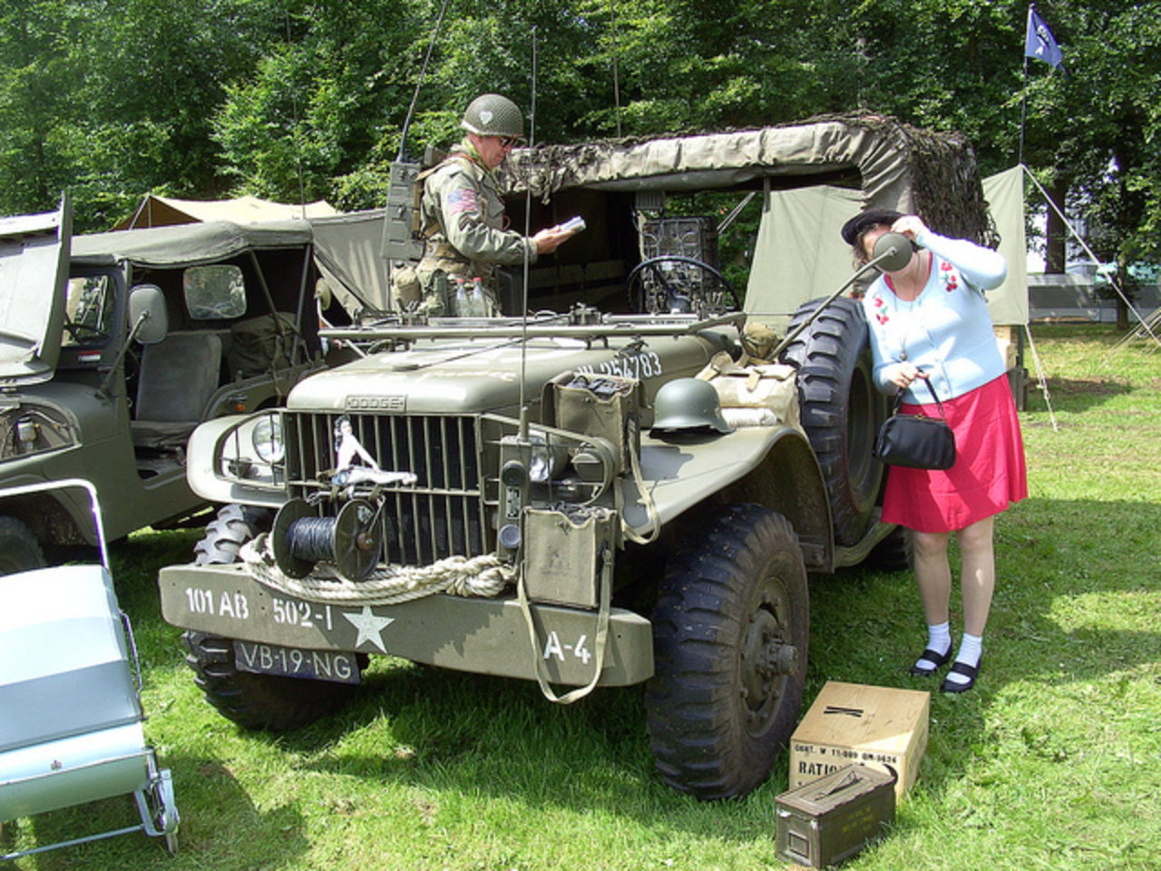 Flickr: The Dodge Power Wagon & Military Trucks Pool