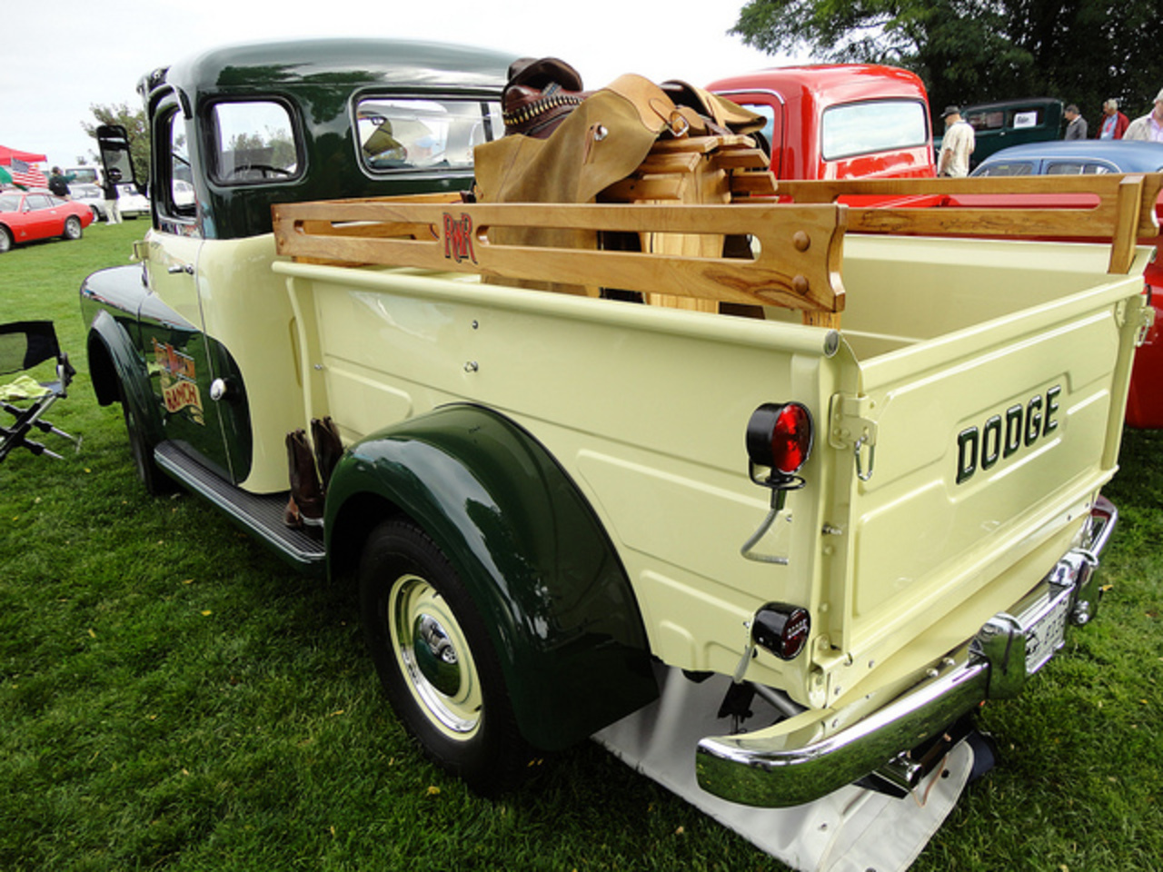 1950 Dodge Half-Ton Pickup Truck | Flickr - Photo Sharing!