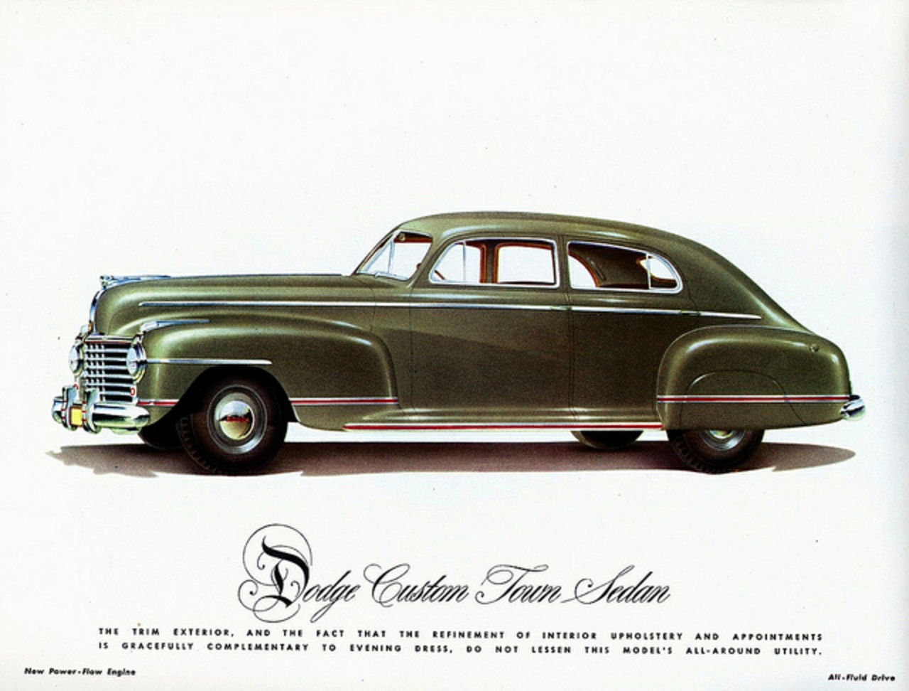 1942 Dodge Custom Town Sedan | Flickr - Photo Sharing!