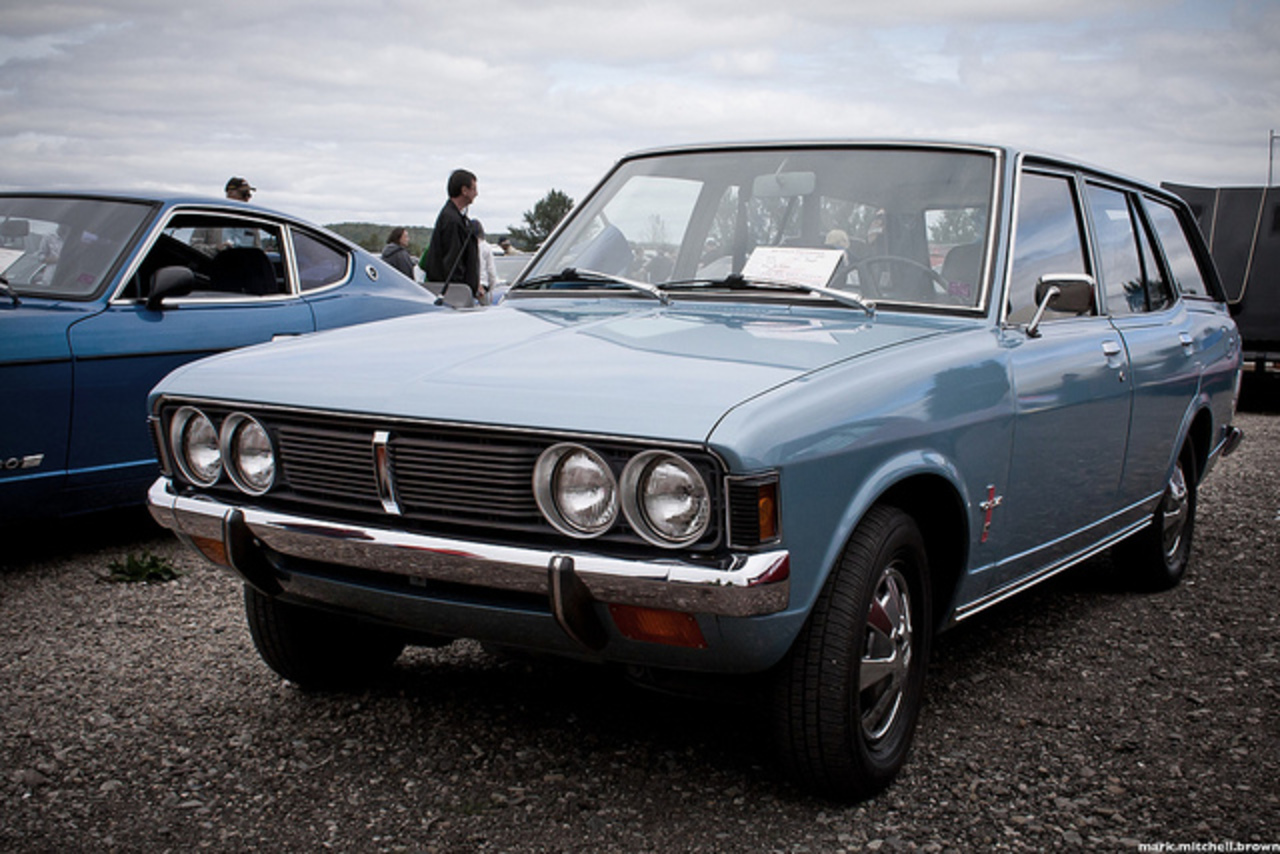 1972 Dodge Colt Wagon | Flickr - Photo Sharing!