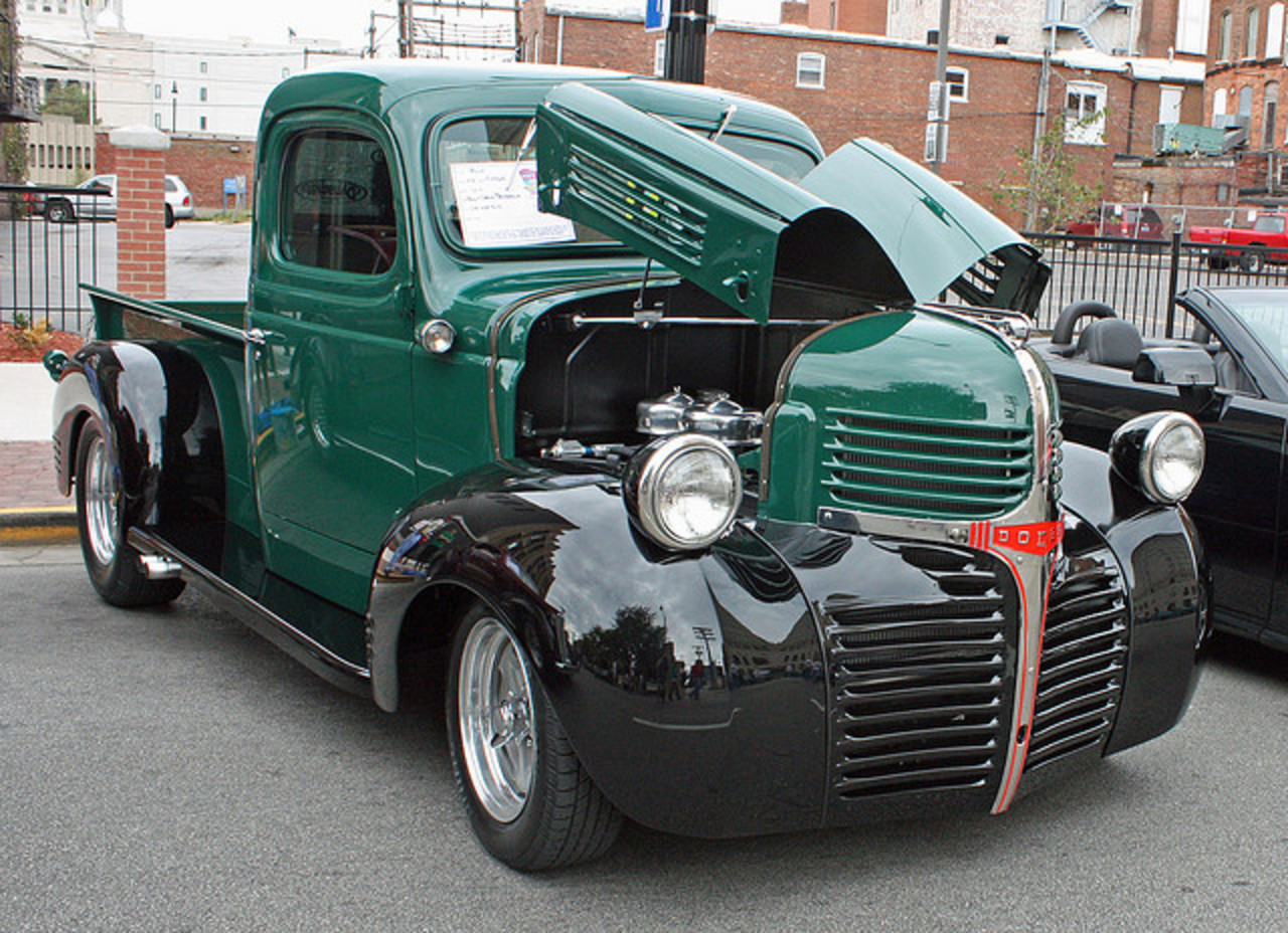 1946 Dodge WC Half-Ton Pickup Street Rod (3 of 7) | Flickr - Photo ...