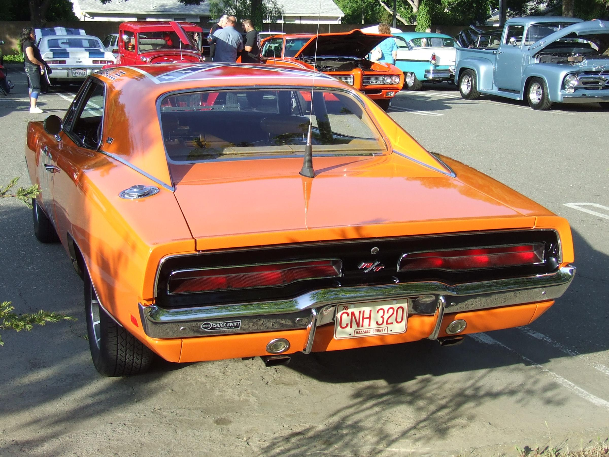 1969 Dodge Charger RT Dukes of Hazard Look-A-Like (Custom) 'CNH ...