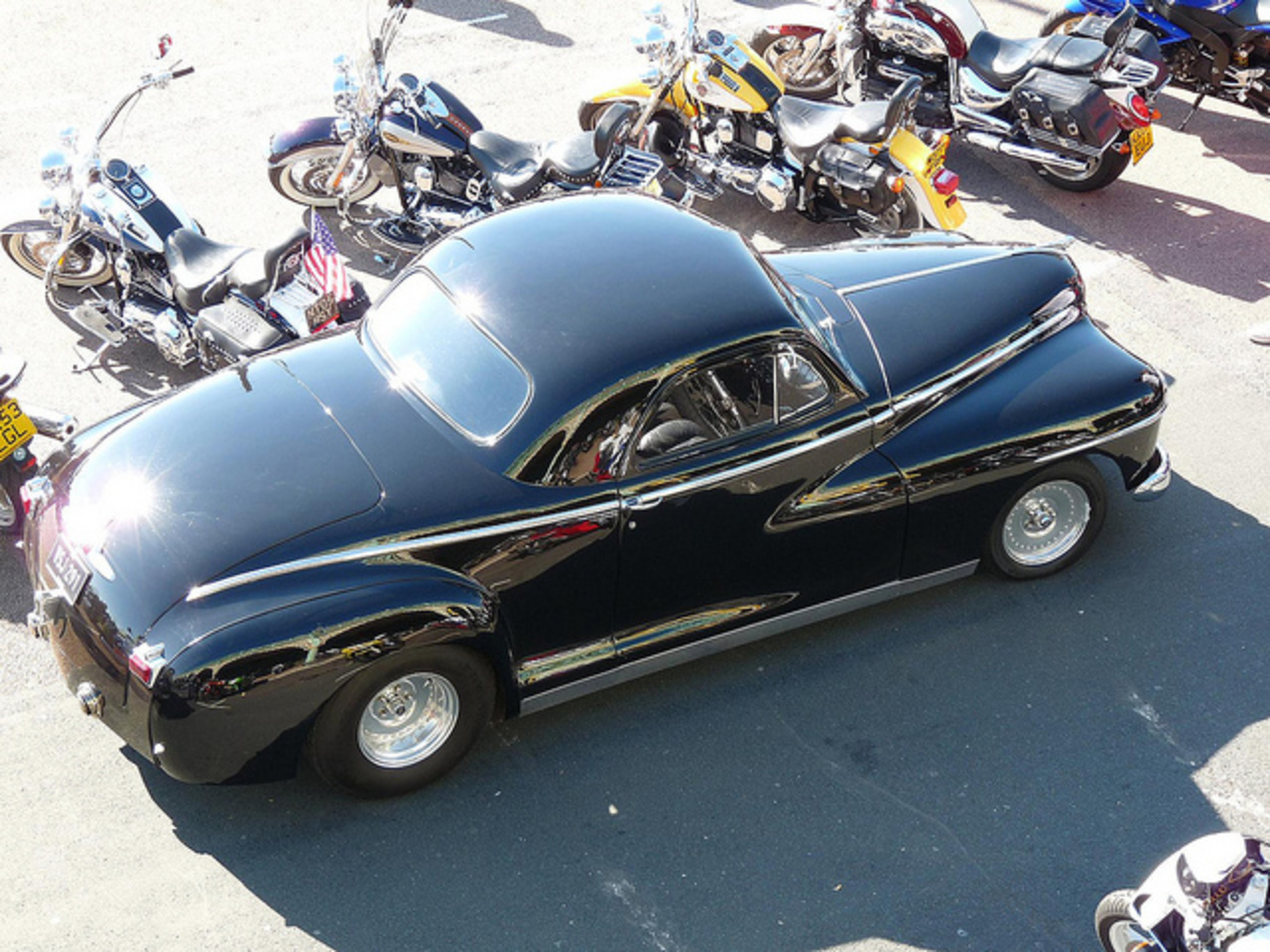 Dodge Business Coupe 1947 Rod | Flickr - Photo Sharing!