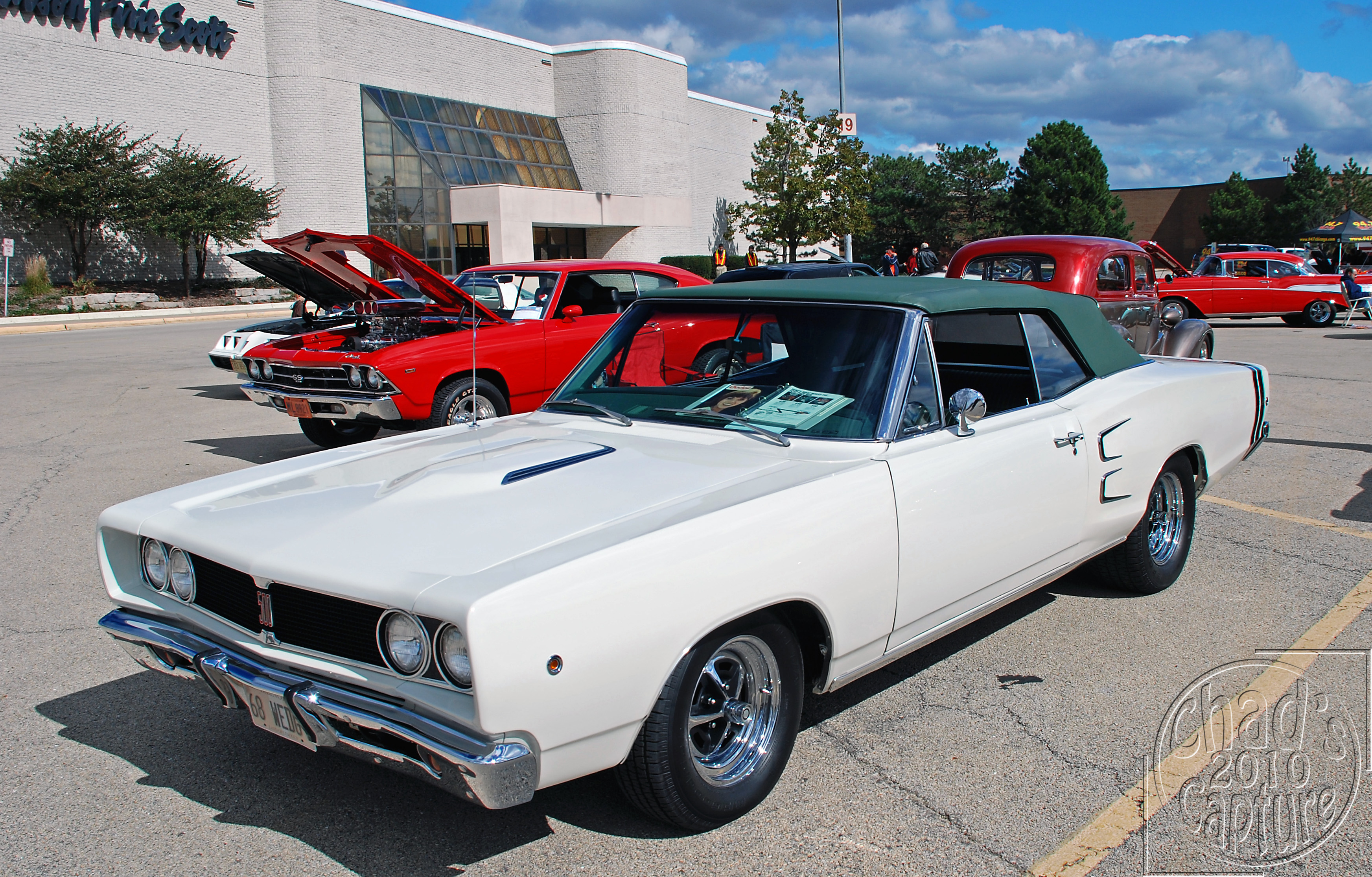 1968 Dodge Coronet 500 | Flickr - Photo Sharing!