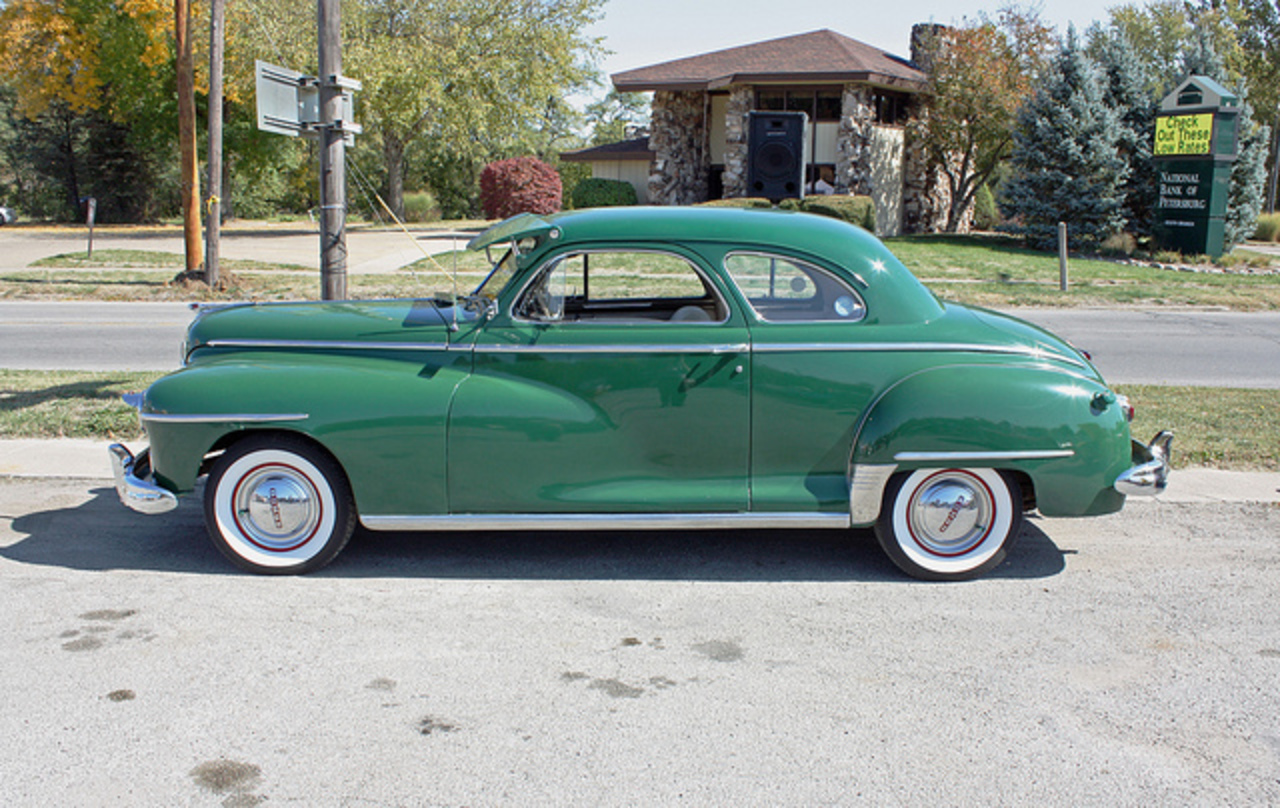 1948 Dodge Custom Club Coupe (6 of 14) | Flickr - Photo Sharing!
