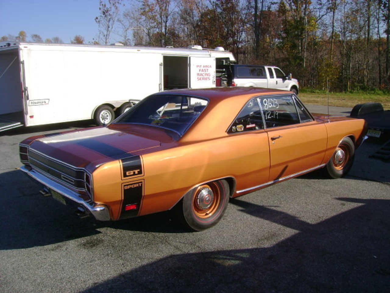 1969 Dodge Dart GTS | Flickr - Photo Sharing!