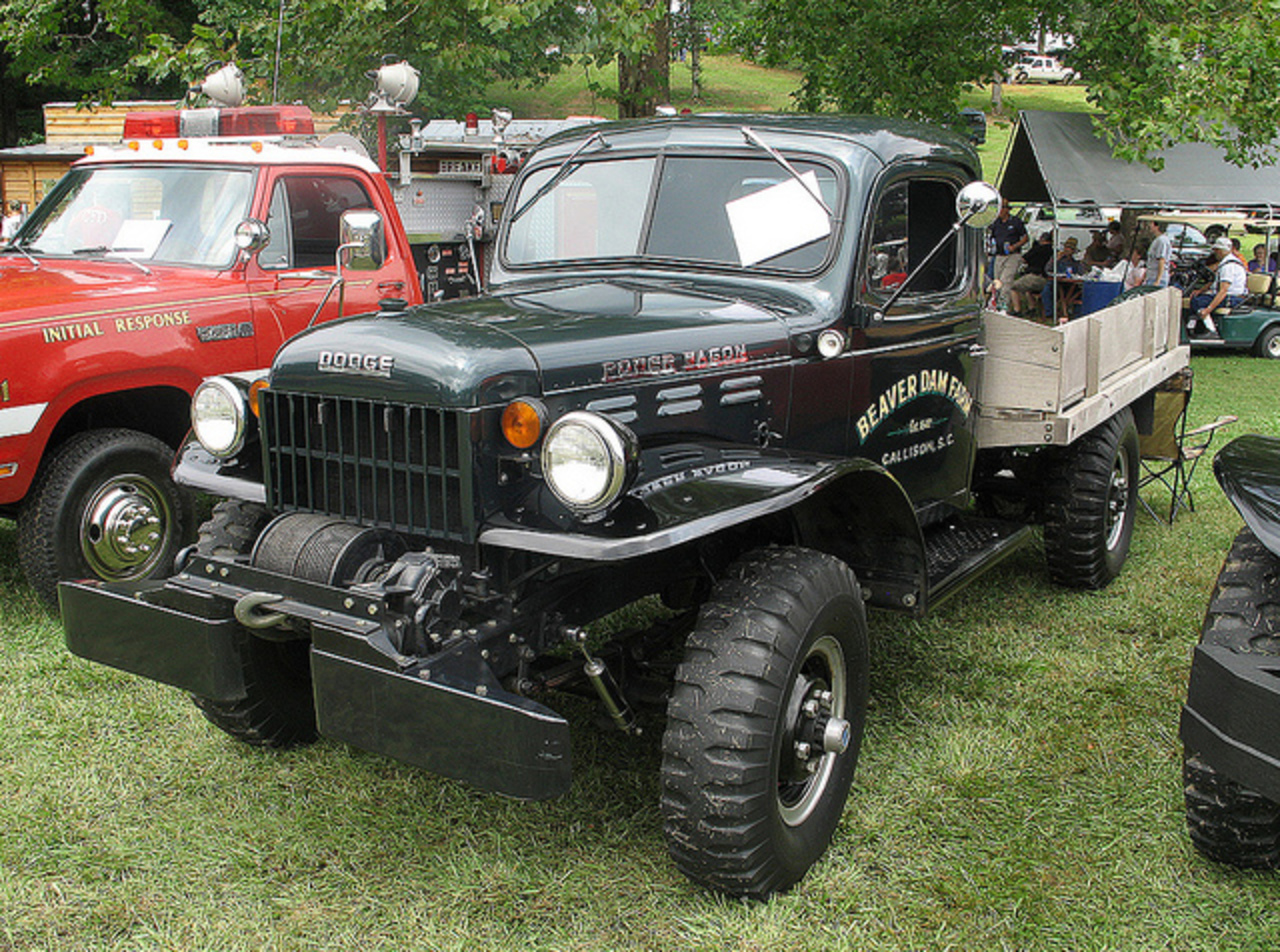 Topworldauto Photos Of Dodge Power Wagon Photo Galleries 1949 Crew Cab Flickr The Amp Military Trucks Pool