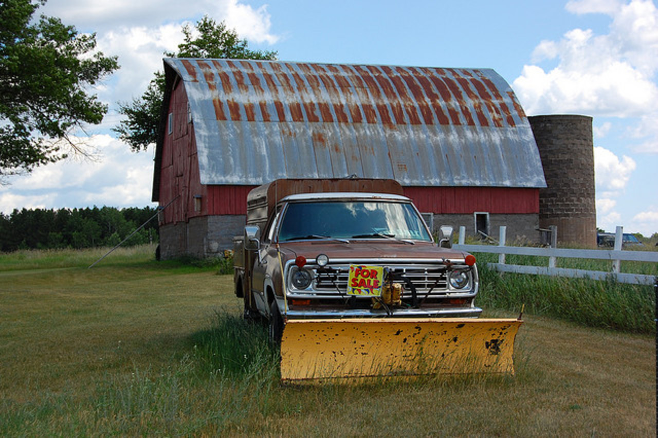 Flickr: The Dodge Power Wagon Trucks Pool