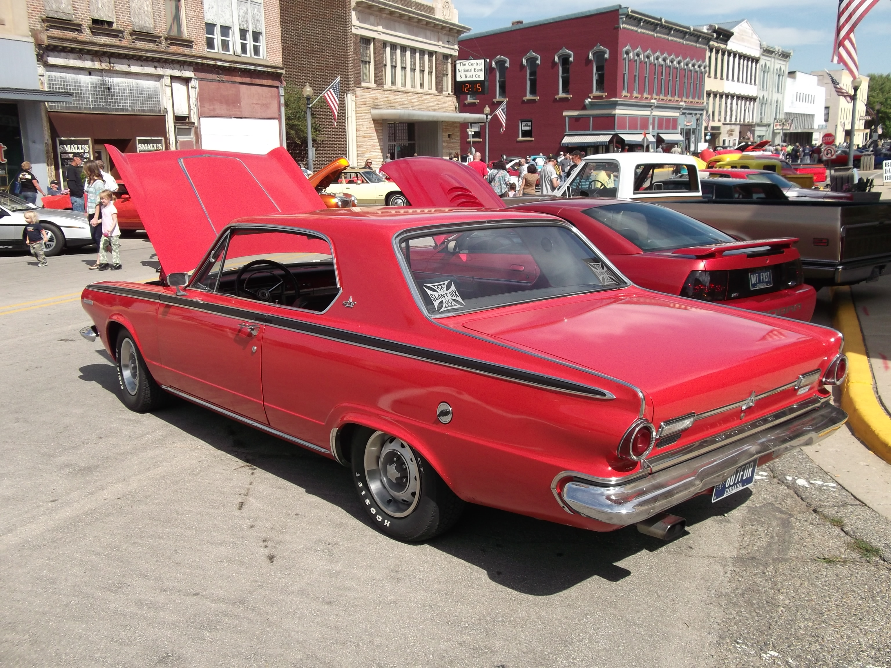 1964 Dodge Dart GT with slant 6 225ci(2) | Flickr - Photo Sharing!