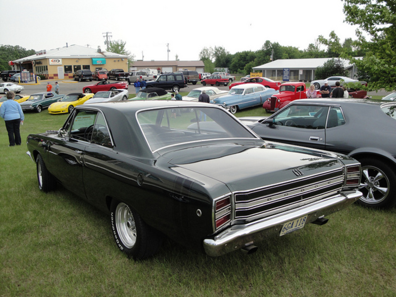 68 Dodge Dart GTS | Flickr - Photo Sharing!