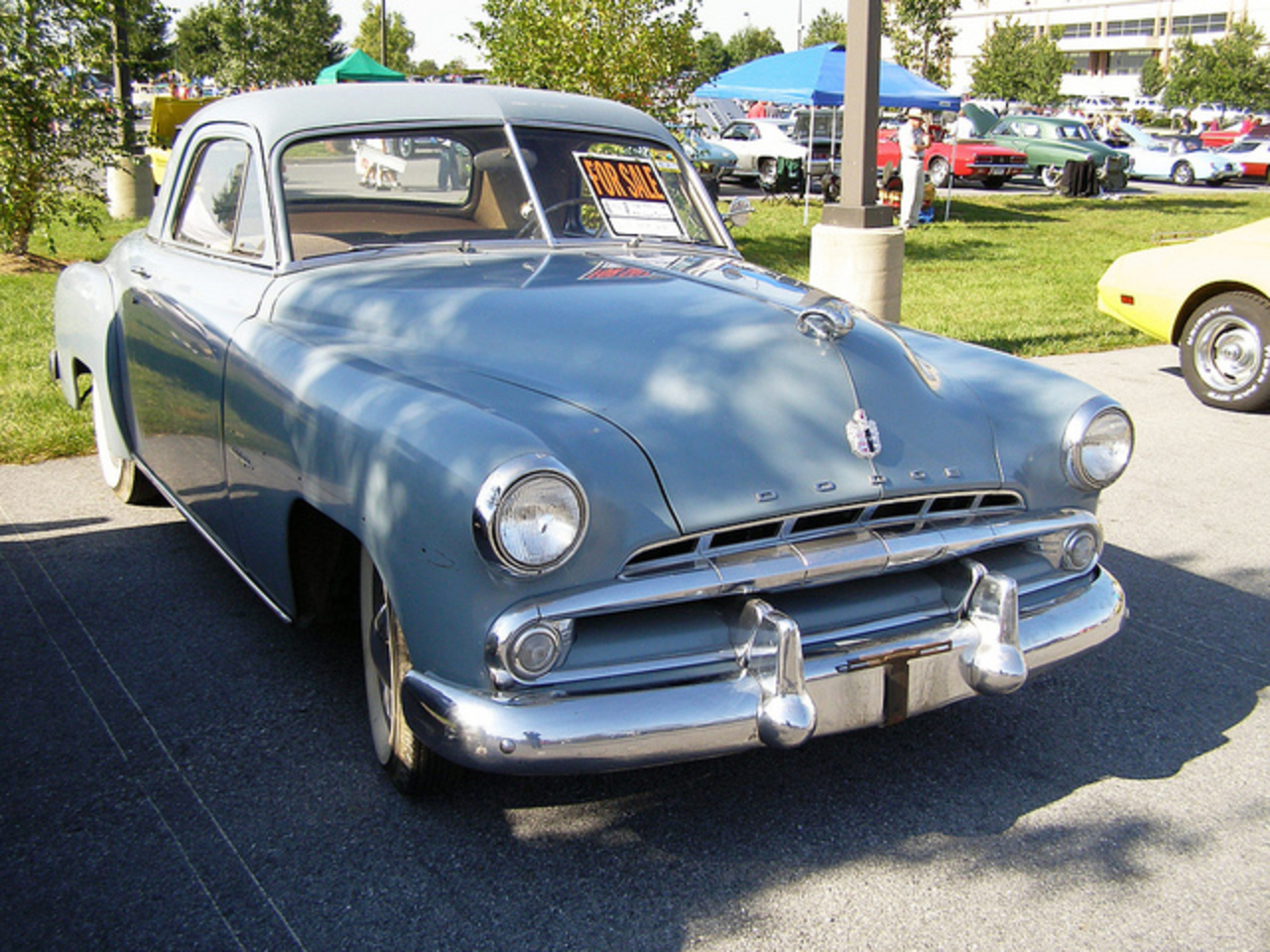 1952 Dodge Business Coupe | Flickr - Photo Sharing!