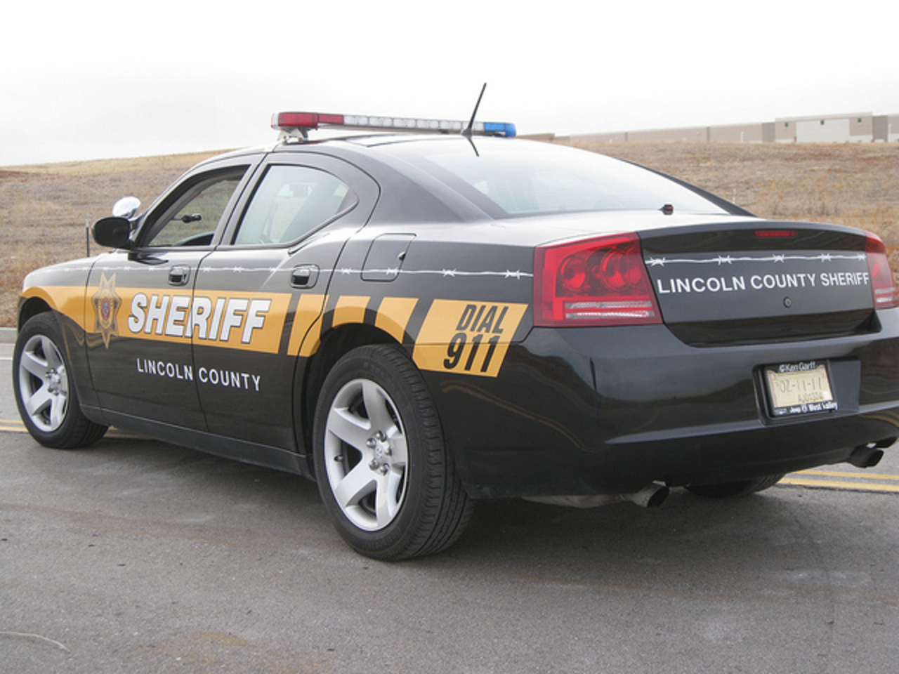 Lincoln County Sheriff Dodge Charger (Colorado) | Flickr - Photo ...