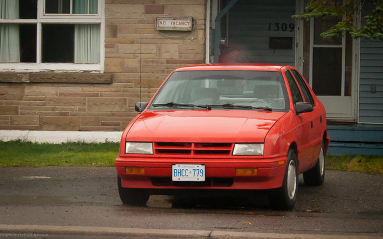 1992 Dodge Shadow | Flickr - Photo Sharing!
