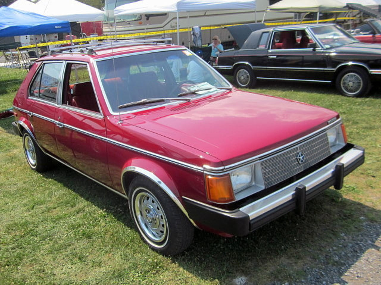 1983 Dodge Omni | Flickr - Photo Sharing!