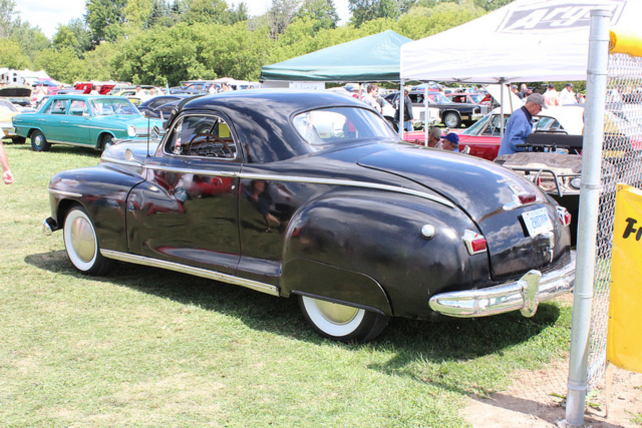 1948 Dodge Deluxe Business coupe | Flickr - Photo Sharing!