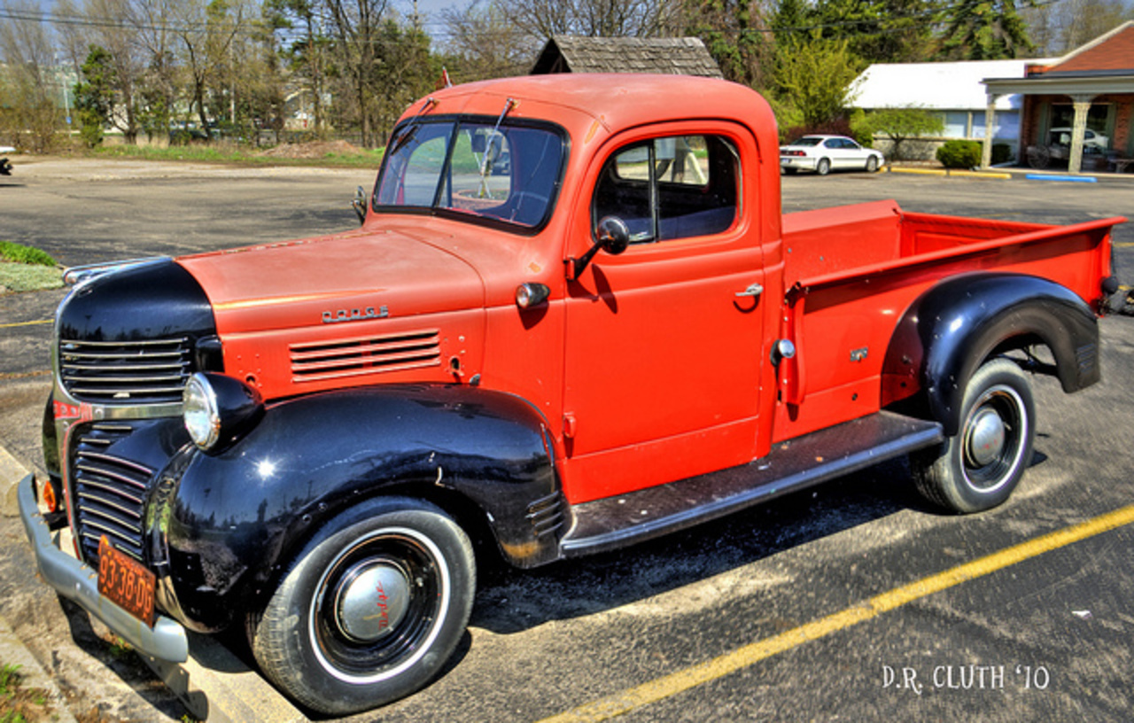 47 Dodge Pick-up #2 | Flickr - Photo Sharing!