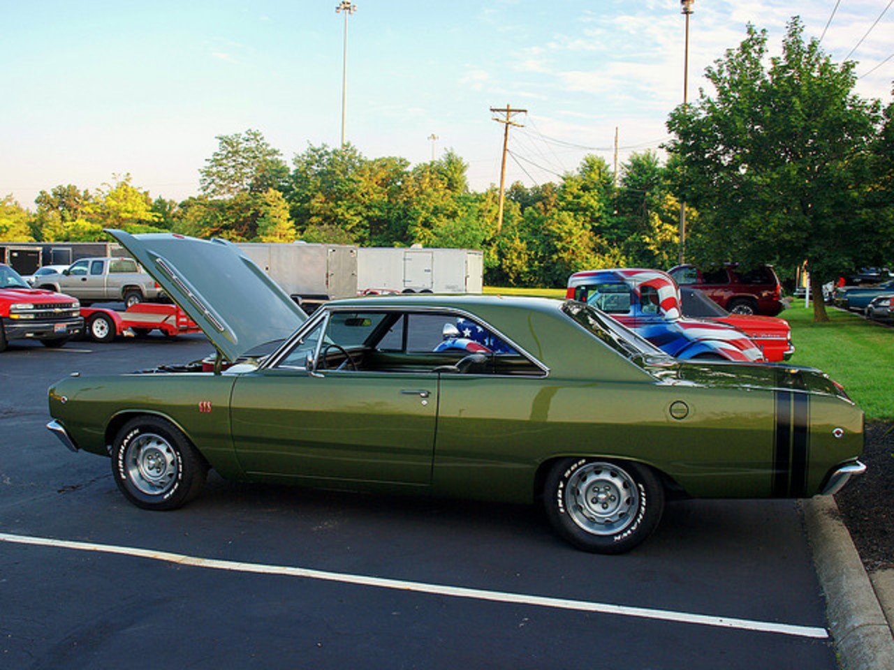 1968 Dodge Dart GTS"