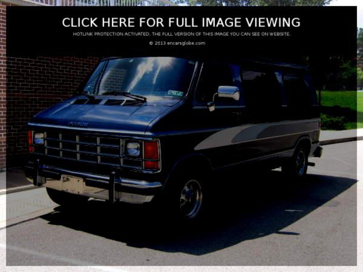 Dodge Ram 250 conversion van Photo Gallery: Photo #07 out of 12 ...