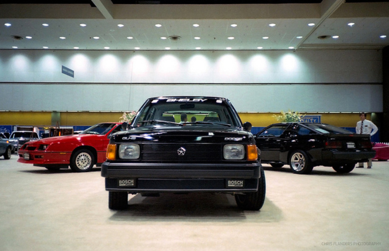 1986 Dodge Omni GLHS | Flickr - Photo Sharing!