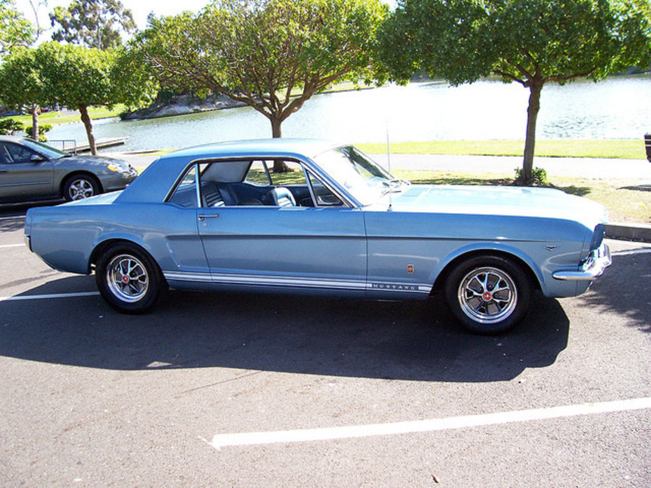 s Matching 65 GT 4 Speed Mustang Coupe A Code 289 | Flickr - Photo ...