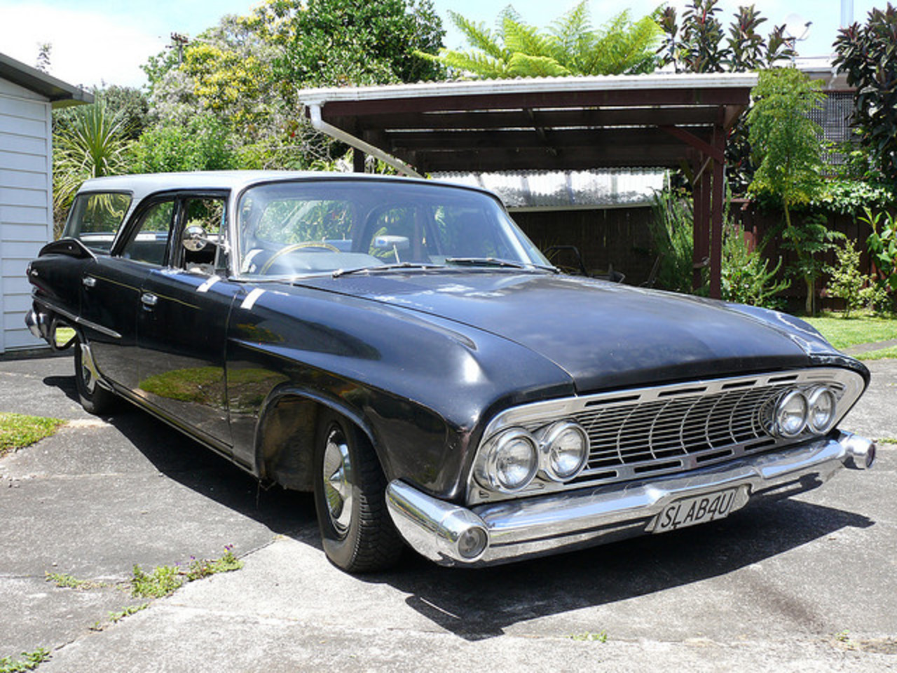 61 Dodge Seneca Hearse | Flickr - Photo Sharing!