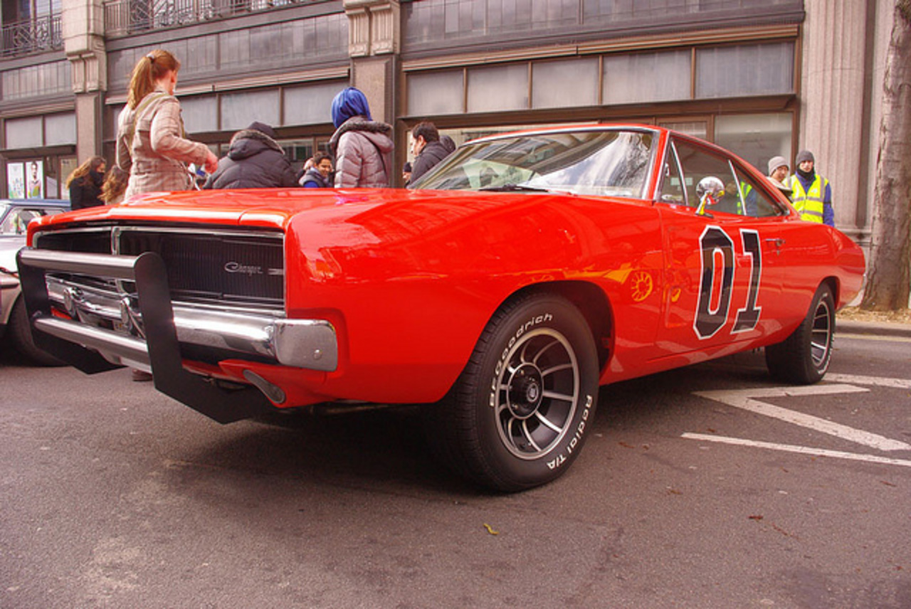 69 Dodge Charger RT 'General Lee' Front Side | Flickr - Photo Sharing!
