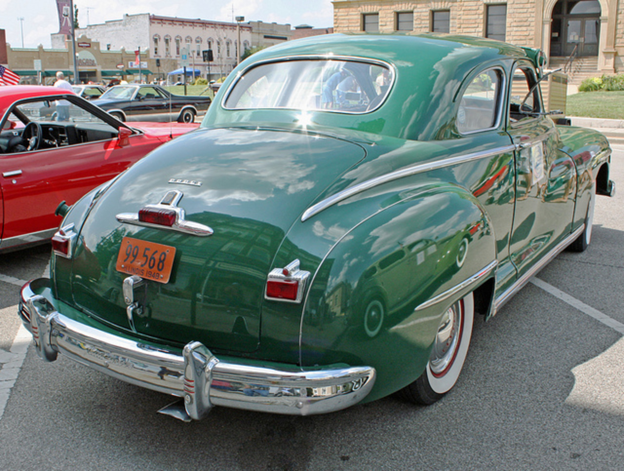 1948 Dodge Custom Club Coupe (12 of 14) | Flickr - Photo Sharing!