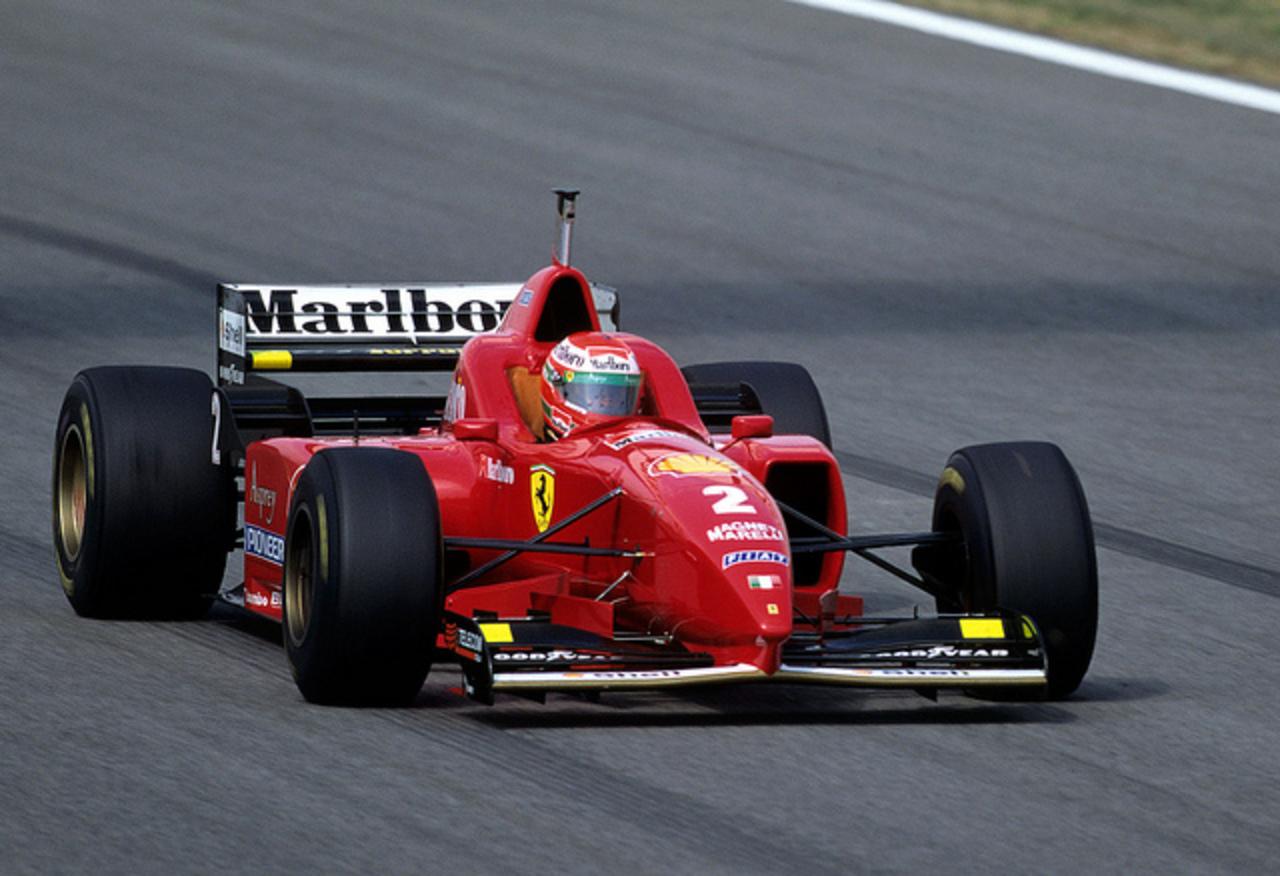 TopWorldAuto >> Photos of Ferrari F310 - photo galleries