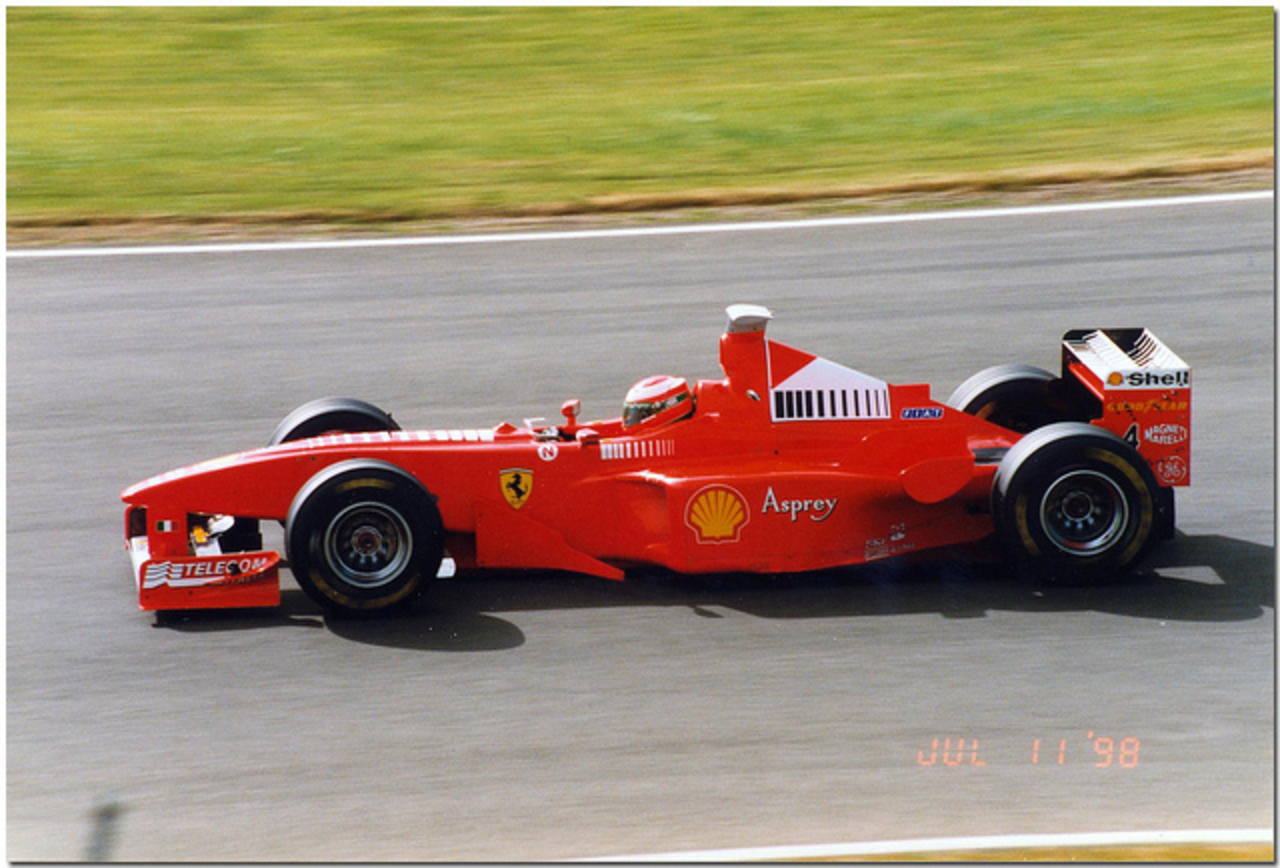 TopWorldAuto >> Photos of Ferrari F399 - photo galleries